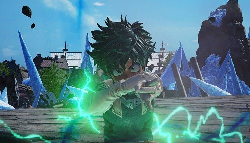 ¡Deku de My Hero Academia llega a Jump Force!