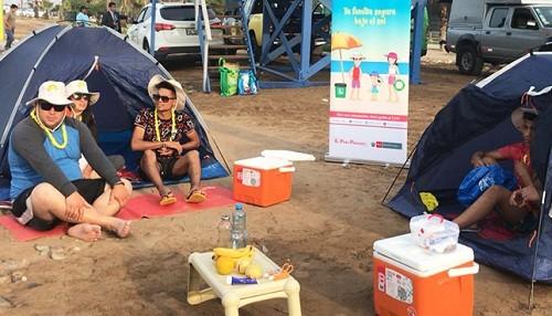 Minsa brinda recomendaciones para campamentos saludables por fiestas de fin de año