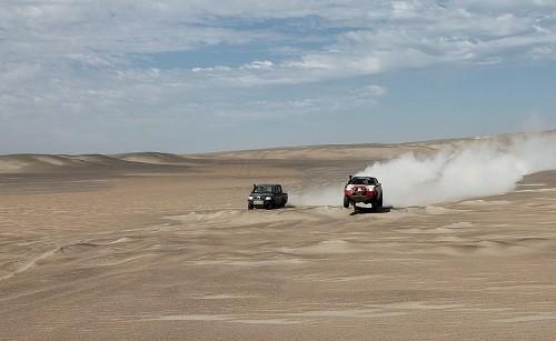 Dakar 2019 será carbono neutral con proyecto REDD+ en Parque Nacional Cordillera Azul