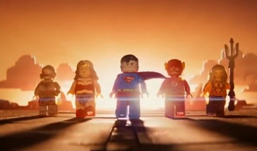 The Justice League está de vuelta en un nuevo spot televisivo de 'LEGO Movie 2'