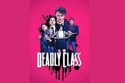 Llega a FX en América Latina 'Deadly Class'