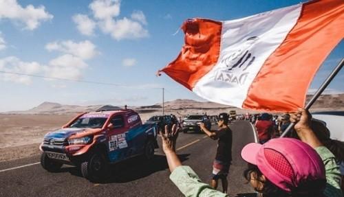Se inició en el Perú el Rally Dakar 2019