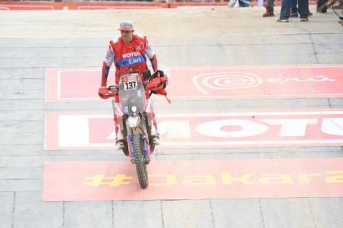 Rally Dakar 2019: César Pardo es el mejor peruano de la categoría motos