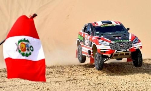 Rally Dakar 2019: peruanos destacaron en primera etapa de la competencia