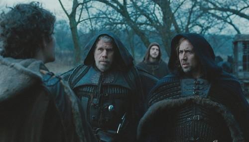 Nicolas Cage se convierte en un cazador de brujas en Season of the Witch