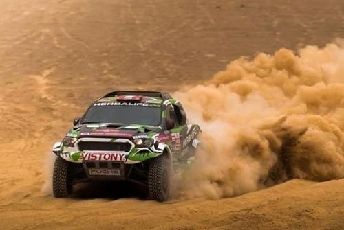 Rally Dakar 2019: Nicolás Fuchs se posiciona entre los mejores de la competencia