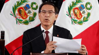 Presidente Martín Vizcarra promulgó las leyes de reforma aprobadas en el referéndum del 9 de diciembre