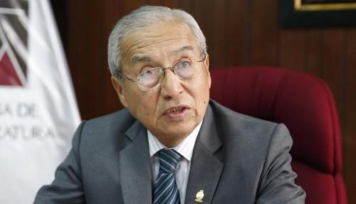 Fiscal supremo Pedro Chávarry denunció penalmente a fiscal José Domingo Pérez y a juez Richard Concepción Carhuancho