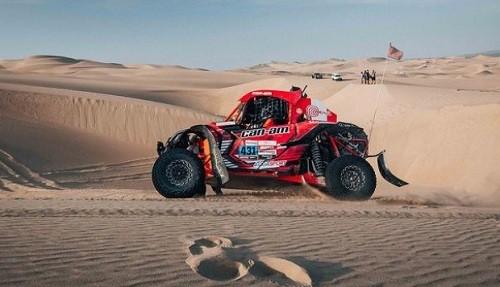 Rally Dakar 2019: así van los pilotos peruanos al culminar la tercera etapa