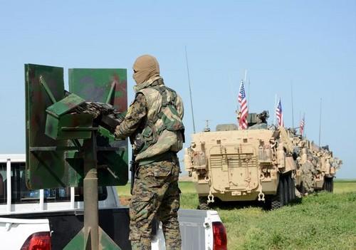 Las tropas de Estados Unidos inician su retirada de Siria