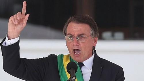 Tenencia de armas en Brasil: Jair Bolsonaro tiene listo el decreto de habilitación