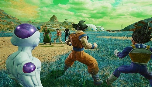La beta abierta de Jump Force Open empieza el 18 de enero para Xbox One y PlayStation 4
