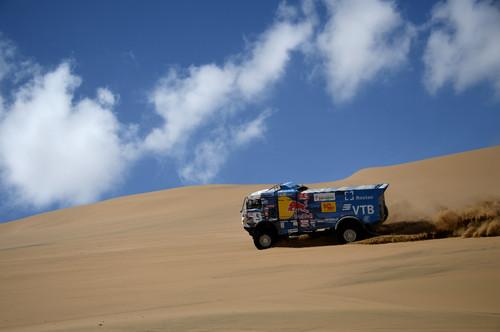Rally Dakar 2019: piloto ruso es expulsado de la competición tras atropellar a espectador
