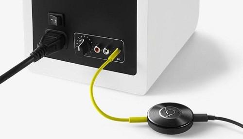 Google suspende la fabricación de dispositivo Chromecast Audio