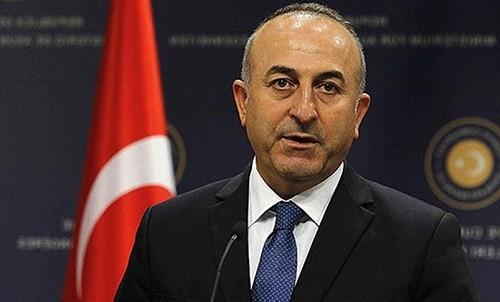 Turquía no será intimidada por Donald Trump, dice ministro de Relaciones Exteriores turco