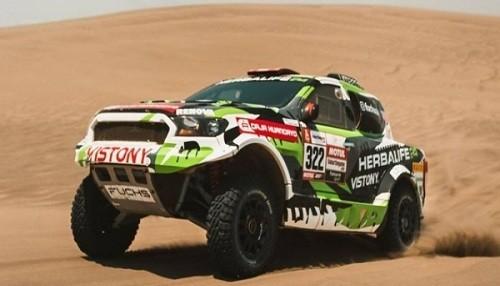 Rally Dakar 2019: peruanos cerca del top ten
