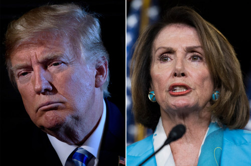 Nancy Pelosi solicita a Donald Trump postergación de discurso sobre Estado de la Unión