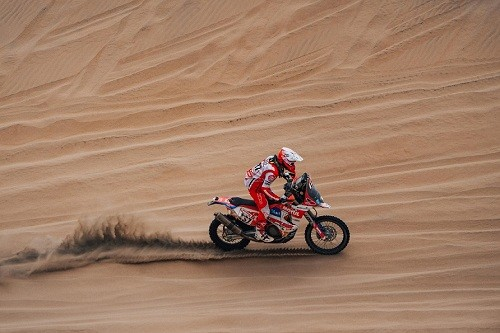 Rally Dakar 2019: peruanos destacaron en la general