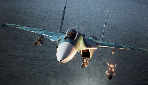 ACE COMBAT 7: SKIES UNKNOWN está armado y listo para despegar