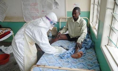 Brote de ébola en la República Democrática del Congo durará 'al menos' 6 meses más