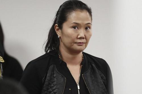 Defensa de Keiko Fujimori vuelve a la carga: en la Corte Suprema, a fin de anular prisión preventiva