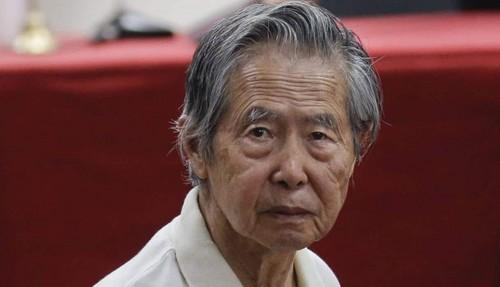 Alberto Fujimori irá a dar al penal de Barbadillo-Diroes