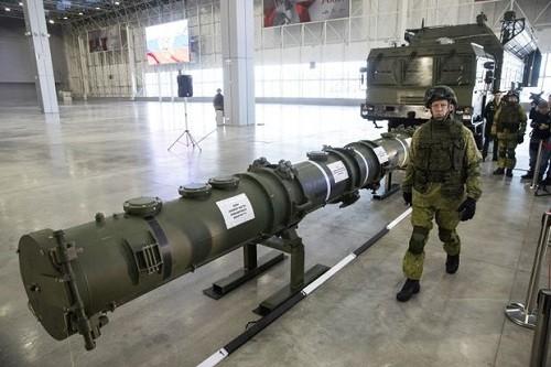 Rusia lanza un nuevo misil que, según los Estados Unidos, viola el pacto de armas nucleares