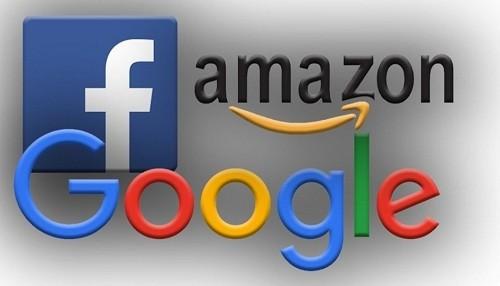 Google, Amazon y Facebook gastaron cantidades récord el 2018 presionando al gobierno de los EE. UU.