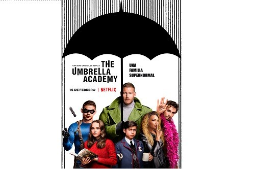 Mira el tráiler oficial de The Umbrella Academy