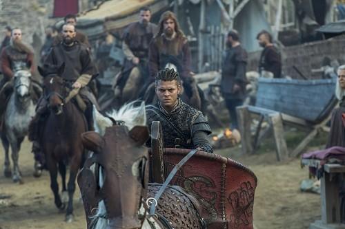 FOX Premium emitirá maratones de la quinta temporada de 'Vikings'