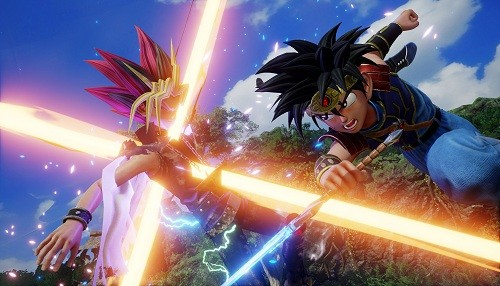 Jump Force: Fly de 'Dragon Quest: Las aventuras de Fly' se une a la batalla