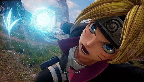 Jump Force se expande con nuevos personajes del universo Naruto