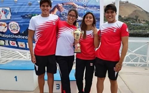 Se conformaron las selecciones peruanas de Aguas Abiertas