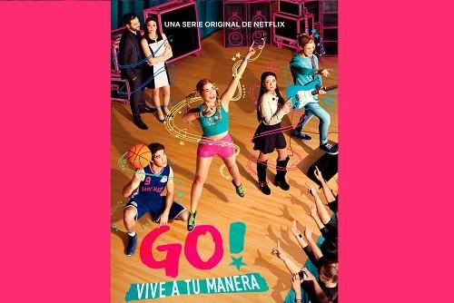 Descubre más sobre Go! Vive a tu manera y sus personajes en el tráiler