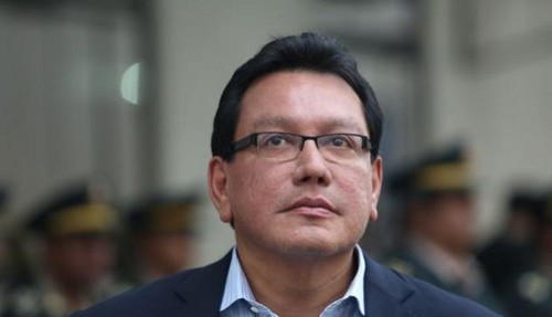 Dictan 18 meses de prisión preventiva contra Felix Moreno