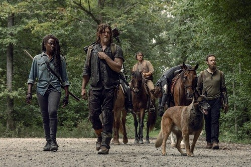 Se confirma la 10ª temporada para 'The Walking Dead'