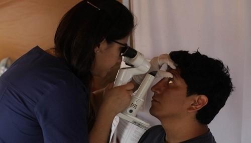 Lima: se realiza campaña gratuita para la detección del ojo seco