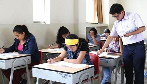 Perú: 30 mil escolares postulan a los 25 COAR
