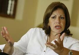 Lourdes Flores Nano niega de plano haber recibido dinero de Odebrecht