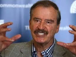 Vicente Fox dice que Donald Trump 'no parece un ser humano'