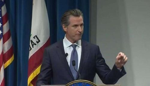 Gobernador de California ordenará a las tropas de la Guardia Nacional que regresen de la frontera con México