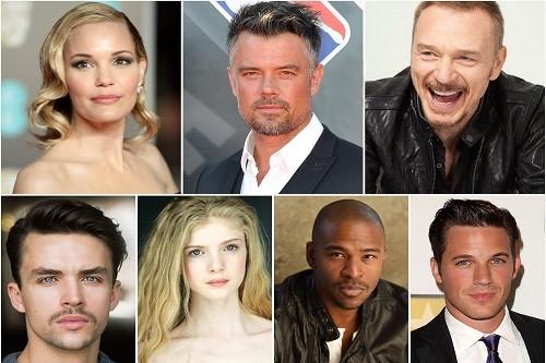 Conoce al elenco de artistas que se unen a Jupiter's Legacy