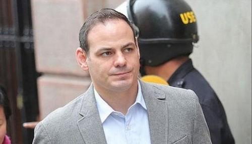 Mark Vito podrá salir del Perú cuando desee: orden de impedimento de salida contra él ha sido revocada