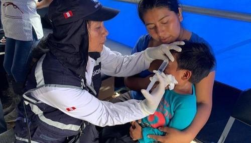 Articula acciones de emergencia en el sur del Perú ante daños causados por lluvias torrenciales