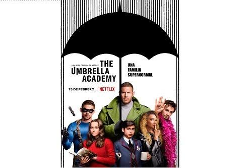¿Quiénes son The Umbrella Academy? Mira el detrás de cámaras antes del estreno de la serie este viernes