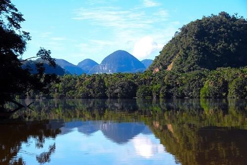 SERNANP y GORE San Martin articulan esfuerzos en apoyo a la conservación de áreas naturales protegidas