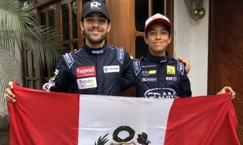 Peruanos rumbo a Campeonato de Kartismo en México