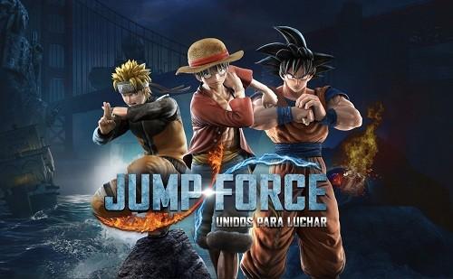 Bandai Namco Entertainment America Inc. lanzó Jump Force, el Crossover de Manga Definitivo