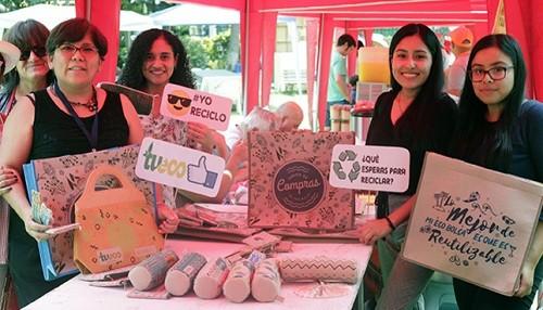 Primera Feria de Ecoeficiencia para promover consumo de productos que favorezcan el cuidado del planeta
