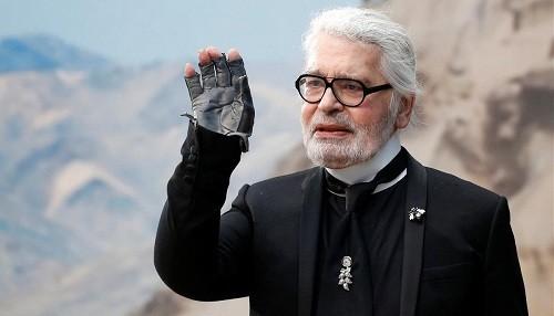 El icónico diseñador Karl Lagerfeld muere a los 85 años